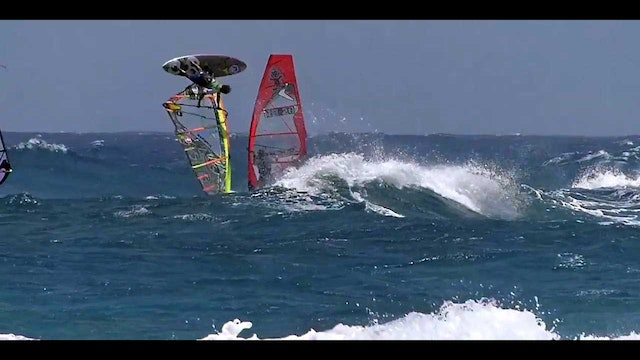 European Freestyle Pro Tour Lanzarote 2014