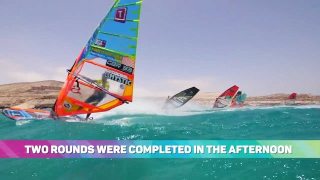 PWA Fuerteventura Grand Slam 2017 - Day Six