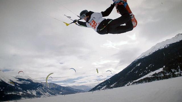 Int Snowkite Open 2018 - Resia