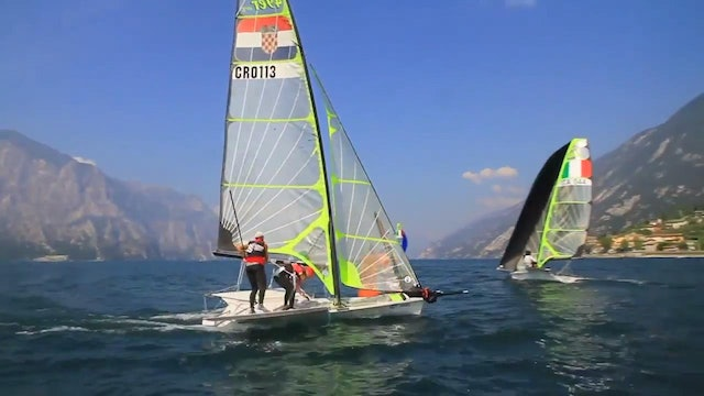 2012 Sekio 49er Euro Champs Long Distance Race