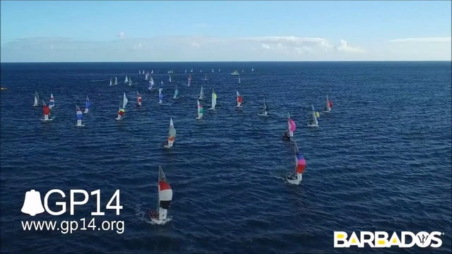 2016 GP14 World Championships Official Video