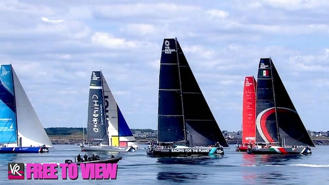 F2V - The Ocean Race Europe 2021 - Preview