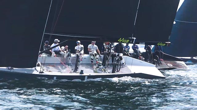 44Cup Marstrand 2021 - Day 2