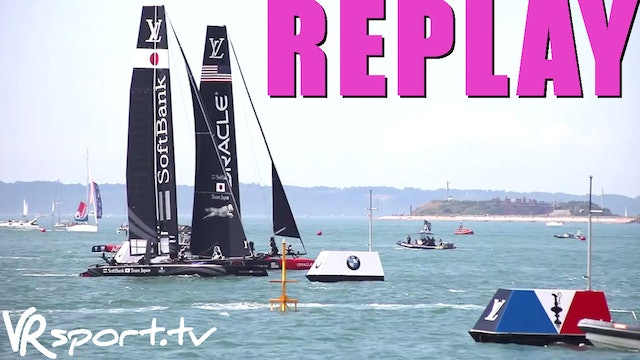 2016 America's Cup World Series - Portsmouth - Friday