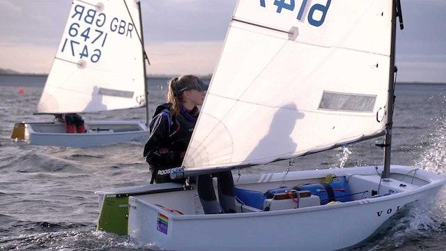 IOCA UK Optimist - Girl Power
