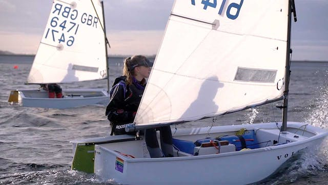 IOCA UK Optimist - Girl Power