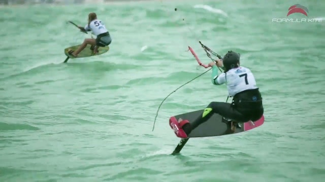 2017 Formula Kite Europeans - Day 4