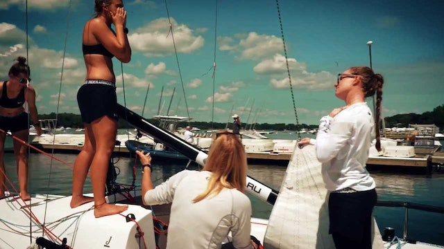 The International Women's Keelboat Championship is Back
