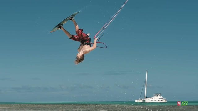 North Kiteboarding presents Toms Kitc...
