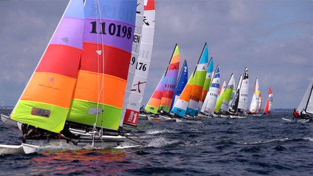 2018 Hobie Multi Europeans - Denmark - Day Two