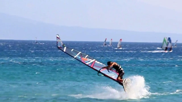 Epic Windsurfing Fails - Team Neilson Vass Sail 4 Cancer