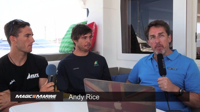 Rights for Crews - Andy Rice talks to...