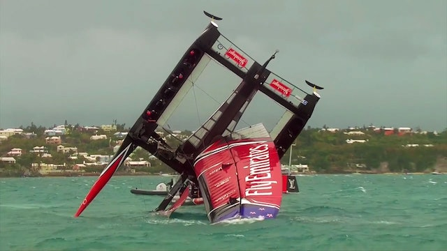 35th America's Cup - 6th June - Challengers Playoffs - Semi Finals