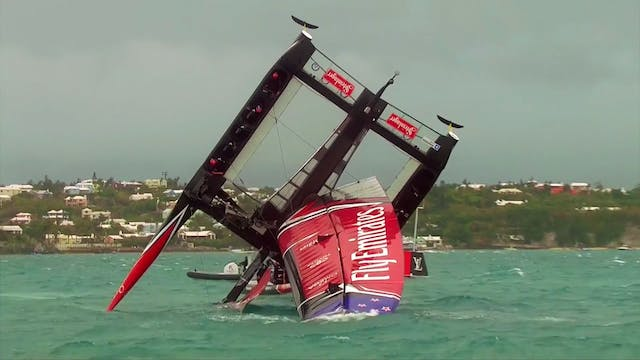 35th America's Cup - 6th June - Chall...