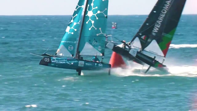 Extreme Sailing Series - Act 3, Madeira Islands - Regatta Highlights