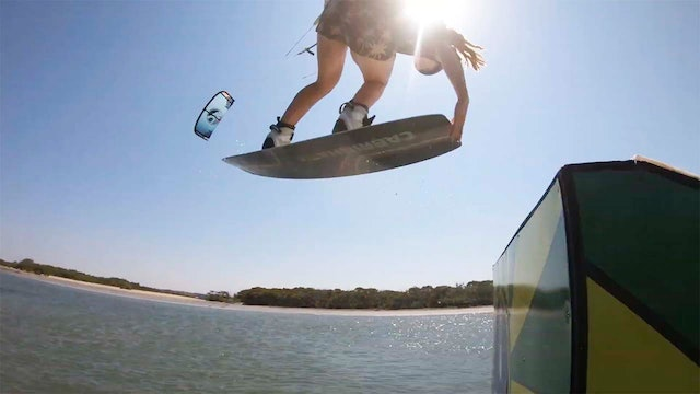 Metal Shred - Cabrinha Kitesurfing