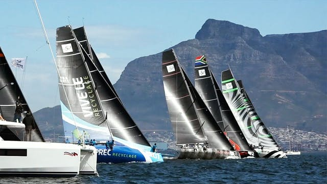 Cape Town 52 SUPER SERIES 2020 - Day ...