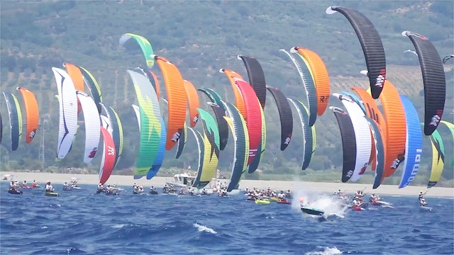 2019 Kitefoil World Series Gizzeria - Final Day