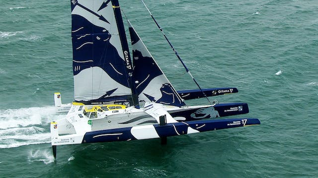 The Fastnet Race 2021 - Part Two