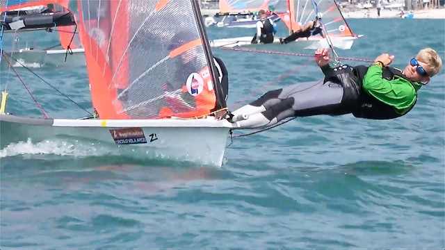 29er Europeans 2019 - Day Two
