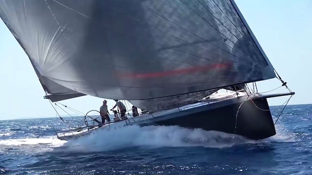 Maxi 72 - Corfu Challenge 2017 - Day Two