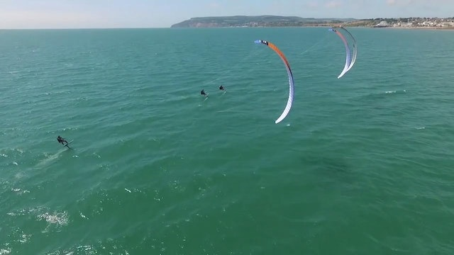 Kitesurfing World Record Attempt - The Challenge