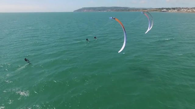 Kitesurfing World Record Attempt - Th...