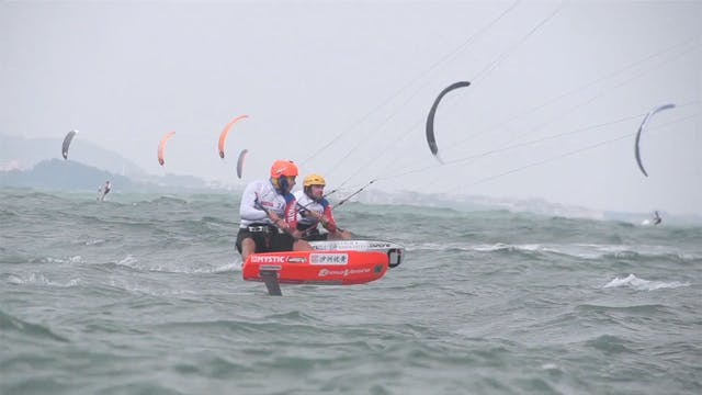 2019 Kitefoil World Series Pingtan - ...