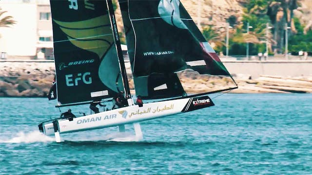 Oman Air Extreme Sailing Series 2018 ...