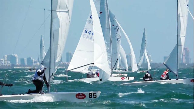 Bacardi Cup 2018 - Day Four & J70 Reg...