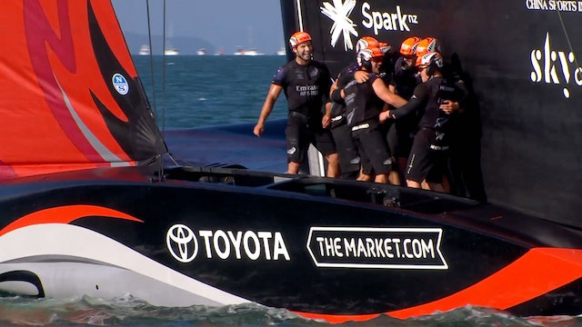 The 36th America's Cup - Day Seven