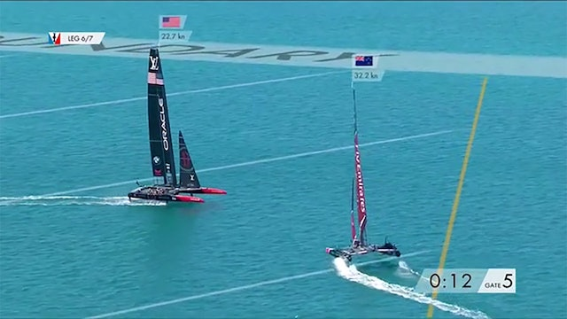35th America's Cup - 18th June - The Match