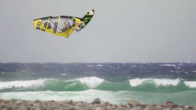Gran Canaria 2017 Wind & Waves PWA World Cup - Day 6