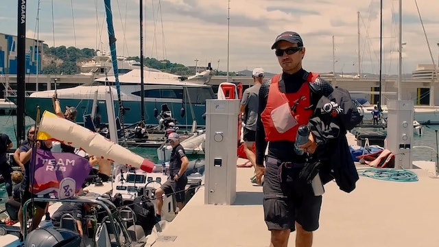 INEOS Rebels UK - Training in Barcelona for Act 3, Extreme Sailing Series 2018