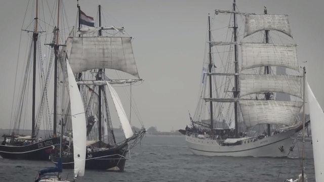 Kiel Week 2016 - 25th June - Highlights - Tall ships parade