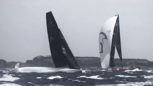 Porto Cervo 52 SUPER SERIES 2019 - Day One