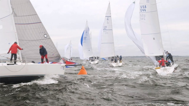 J/105 BVI North American Champs 2019 - Day Two