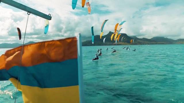 Hydrofoil Pro Tour 2017 - Mauritius - Final Day