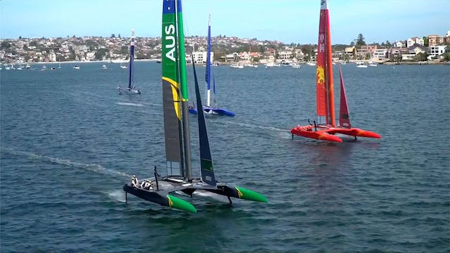 SailGP Sydney - Day Two