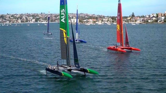 SailGP Sydney - Day Two