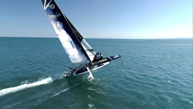 Tour de France a la Voile - Gruissan Wrap Up