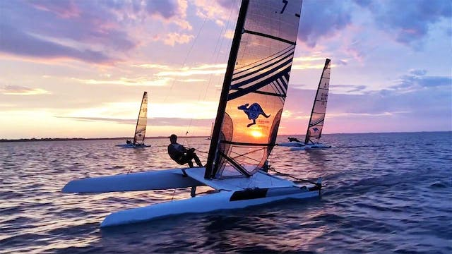 Emirates Team NZL - A-CAT Training In...