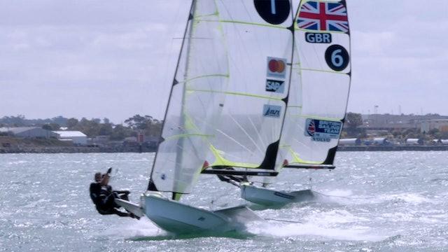 SailGP - The Kiwis Are Coming..