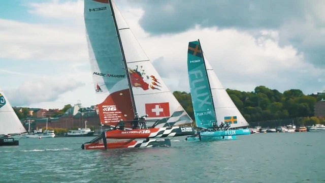 M32 Scandinavian Series 2017 - Stockholm - Day Two
