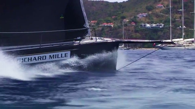 Les Voiles de St Barth 2015 - Day Three - Racing