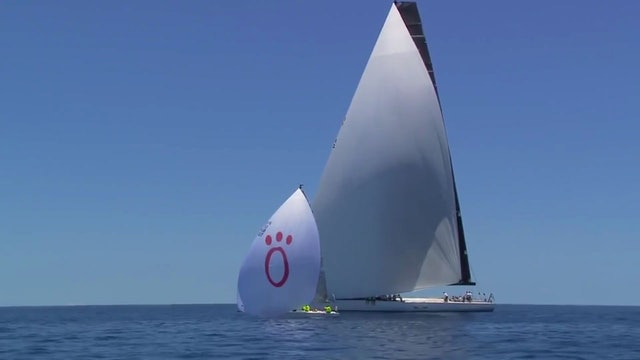 Les Voiles de St Barth 2016 - The Final Tack
