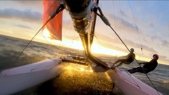 Candidate Sailing - The Office Of A Professional Sailor