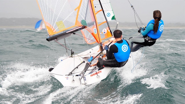 2019 UK 29er Class National and Open Championship - Day Four