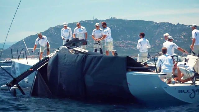 Porto Cervo 52 SUPER SERIES Sailing W...