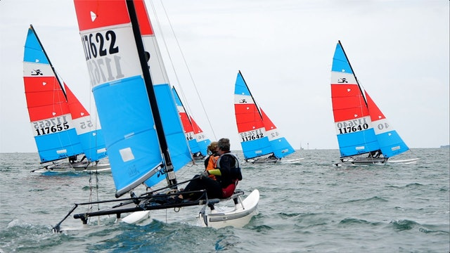 Hobie MultiWorlds, Euros & Int Cup 2019 - 27 July